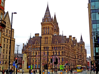 Town Hall, Albert Square 06 | by worldtravelimages.net