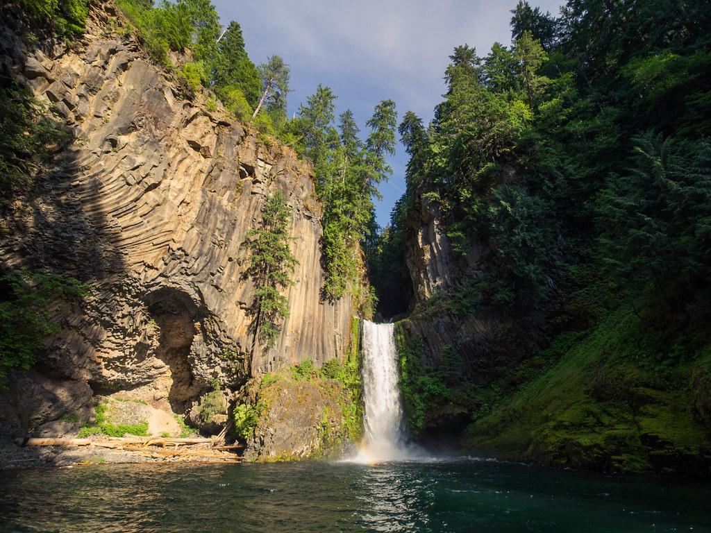 Toketee Falls-3