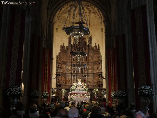 Cuarto día del Novenario a la Virgen de la Montaña