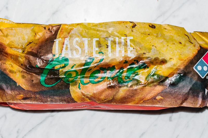 Bolognese Garlic Baguette