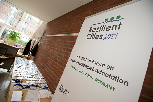Resilient Cities 2017 - 4 May