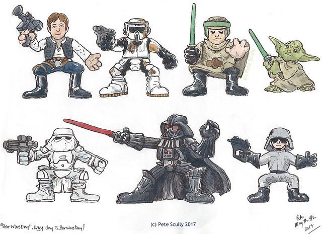 star wars galactic heroes