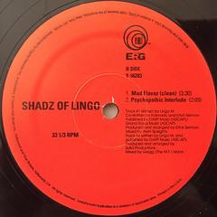 SHADZ OF LINGO:MAD FLAVA(LABEL SIDE-B)