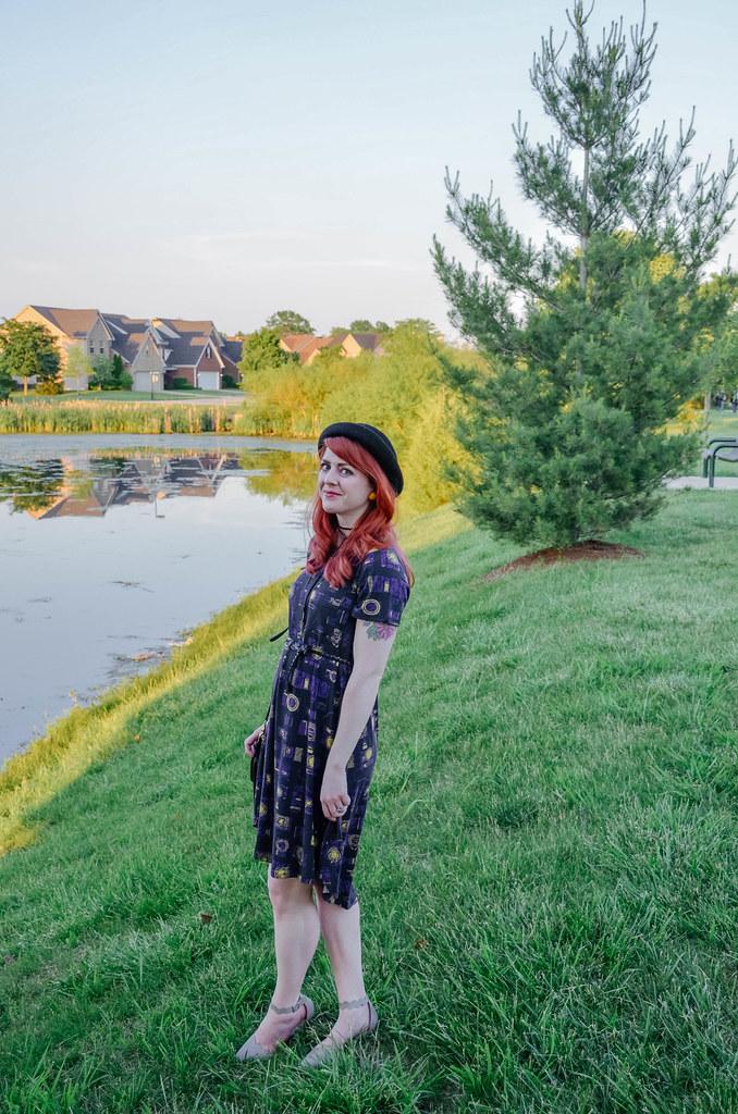 Camera Carly Dress