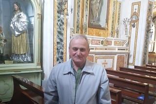 Noicattaro. Il priore dell'Annunziata Vito Anelli front