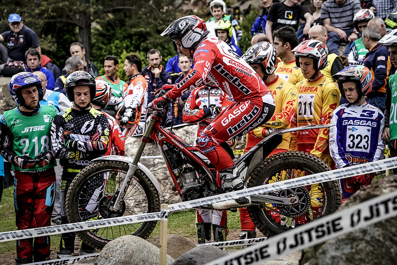 Mundial Trial, GP España, calificación