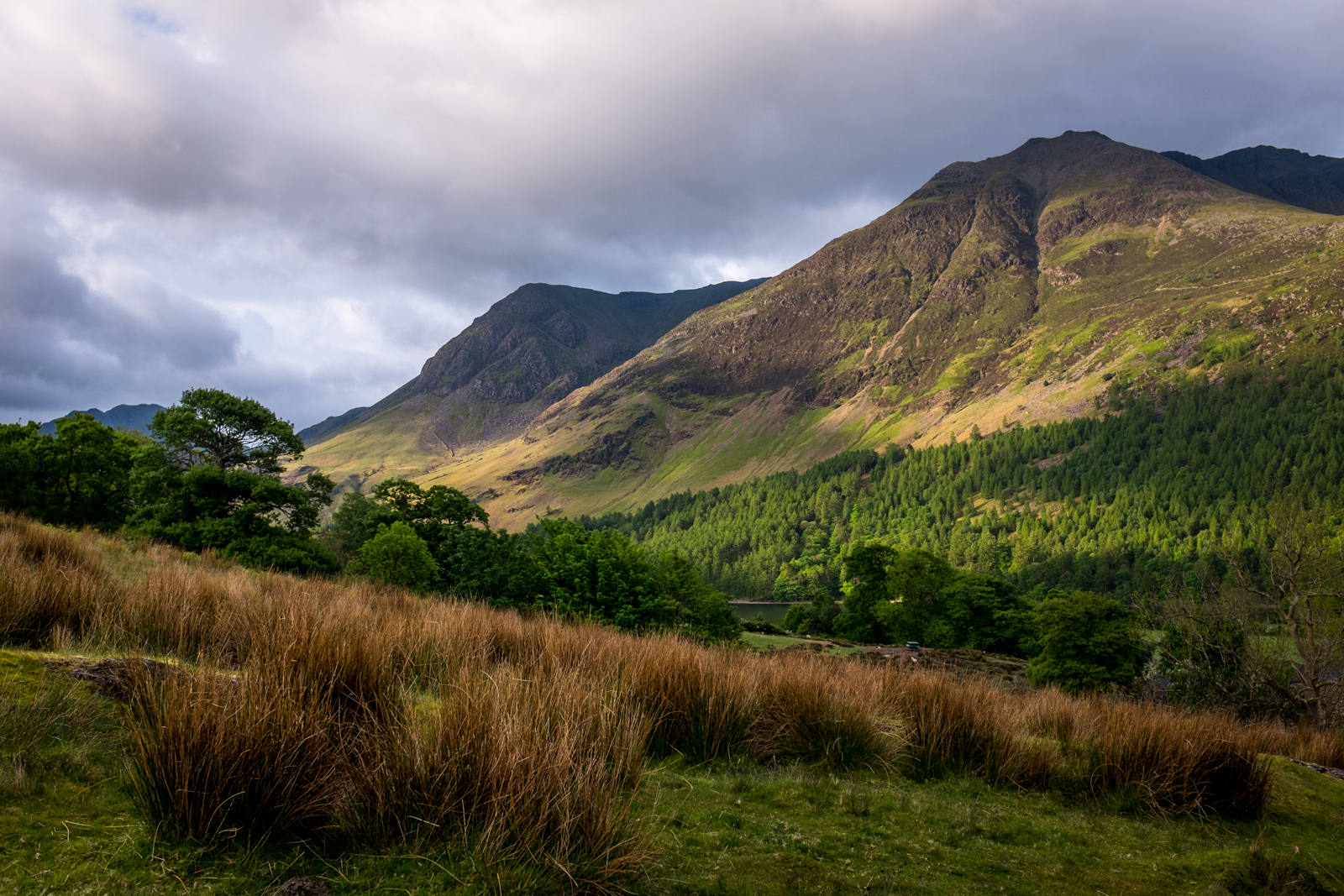 Over Buttermere