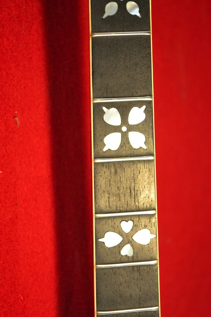 Gibson RB-800 Project | Genuine Gibson TB-800 Banjo Neck Cur