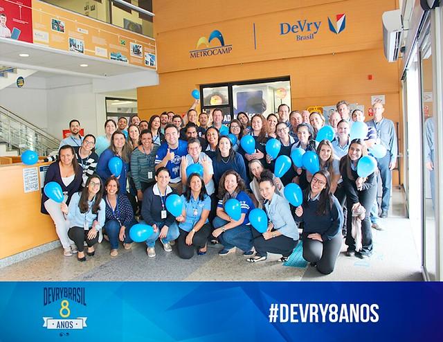 Blue Day DeVry Brasil