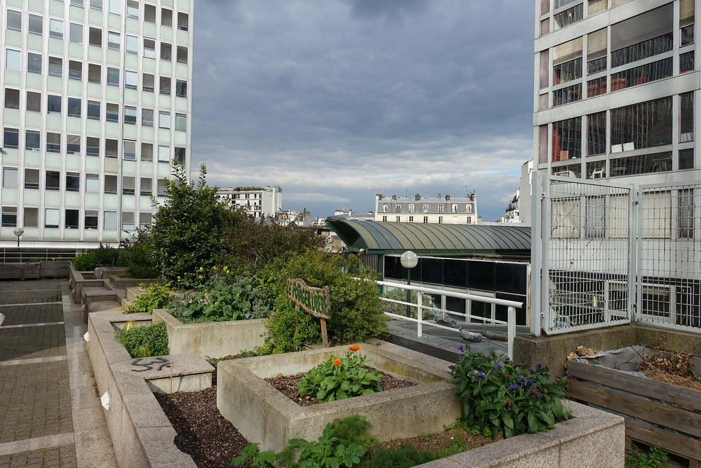 jardin atlantique montparnasse paris by _ - Jardin Atlantique