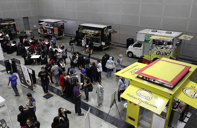 Malaysia Coffee Fest - Food Truck Fiesta