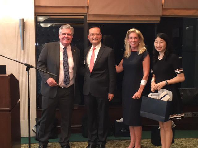 Webb in Asia 2017
