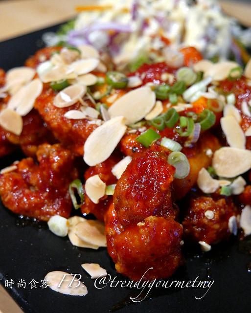 Korean Honey Chicken  (1)