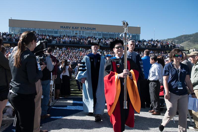 2017 Spring Commencement - Undergraduate