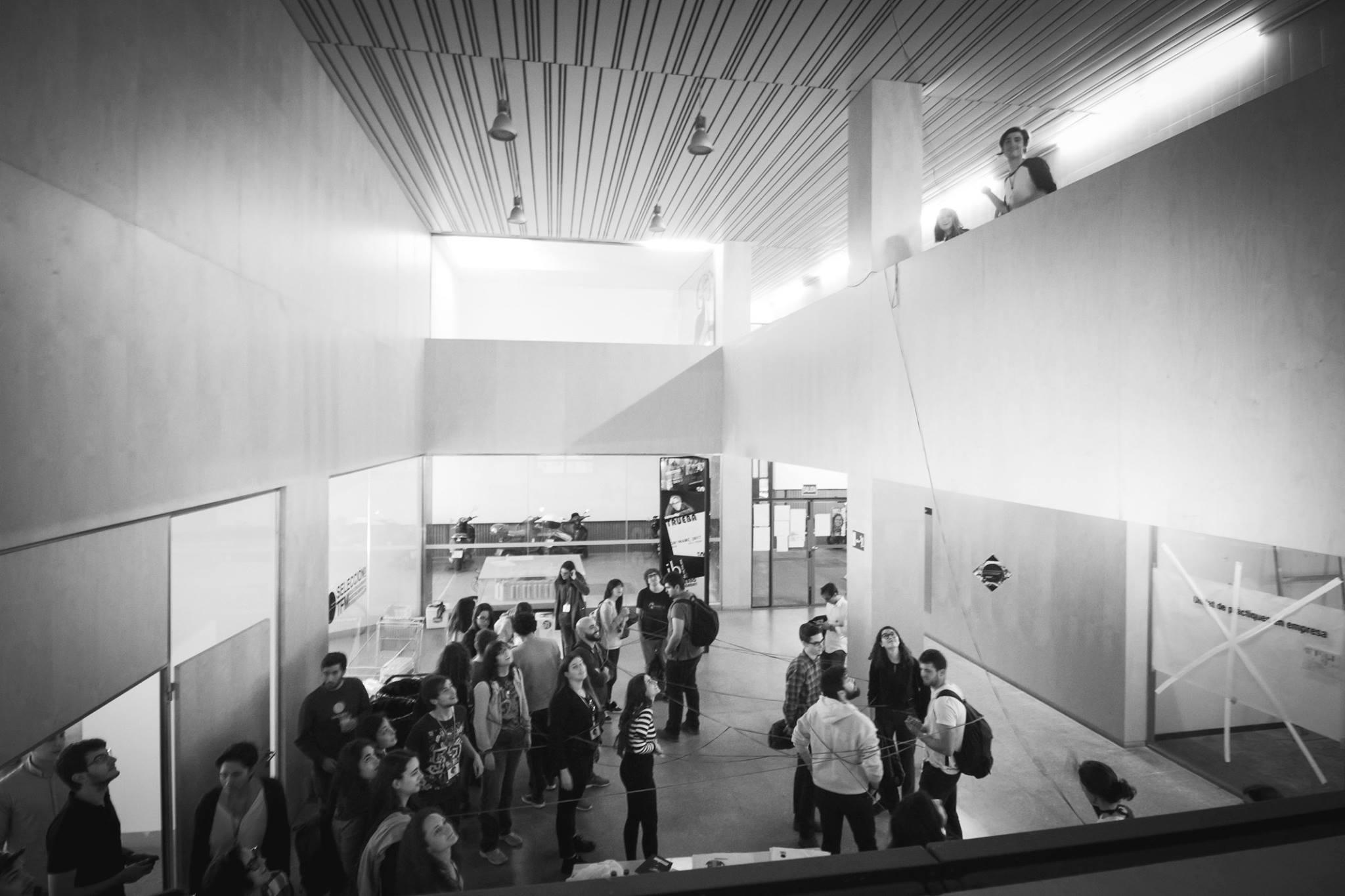 valencia fashion blogger spain somethingfashion ETSA UPV architecture school festivalETSATOPIA5