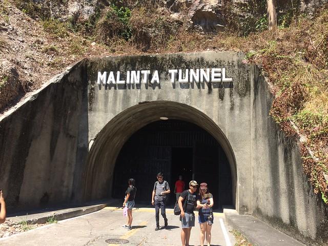 Malinta Tunnel Entrance