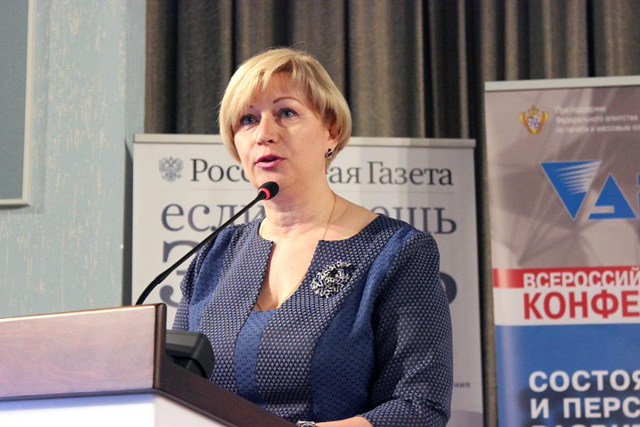 Наталья Демьянова, Администрация Липецкой области