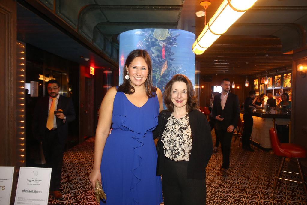 Alexandra Shaheen & Dr. Mary Pulido