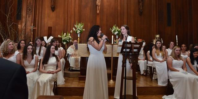 Convent Class of 2017 Baccalaureate Mass