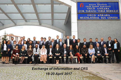 Seminar: Exchange of Information as a Tool to Combat Offshore Tax Evasion