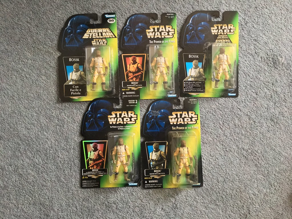 My Bossk Collection 34086927800_b0120af7af_b