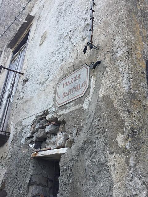 Lipari Piazza S. Bartolo