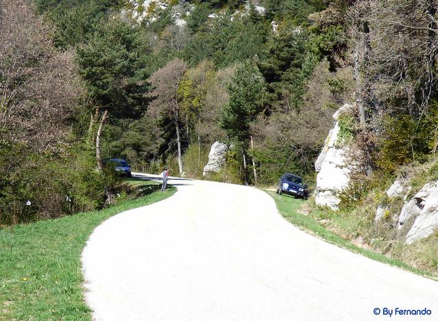 Berguedà - Zona Fígols -03- Grau de La Mola - 02 Parking