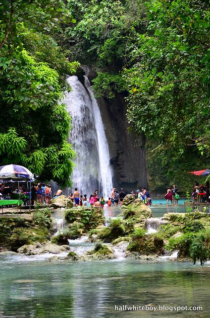 halfwhiteboy - kawasan falls, badian, cebu 08
