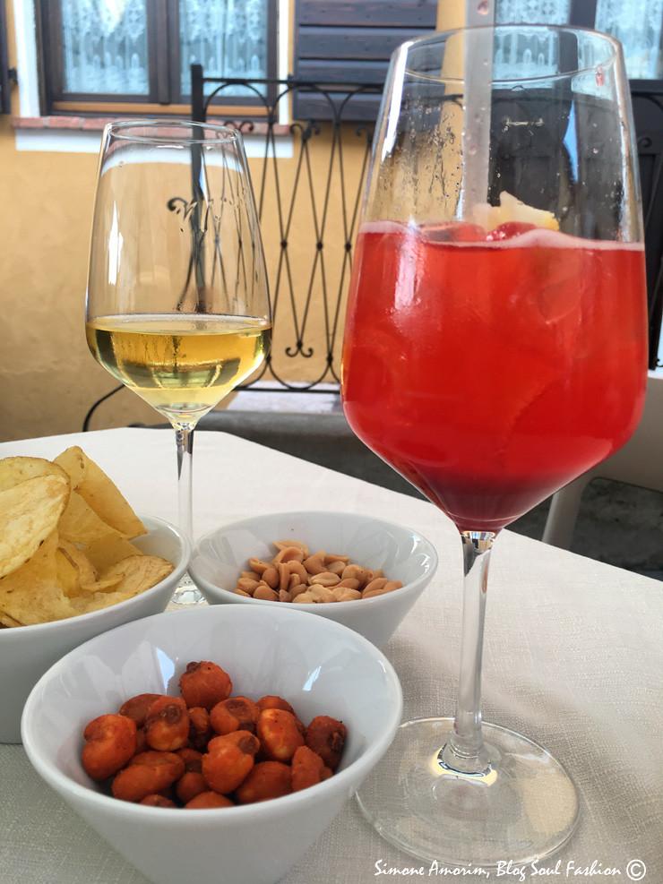 Delicioso aperitivo no Lo Stappo. Super indico.