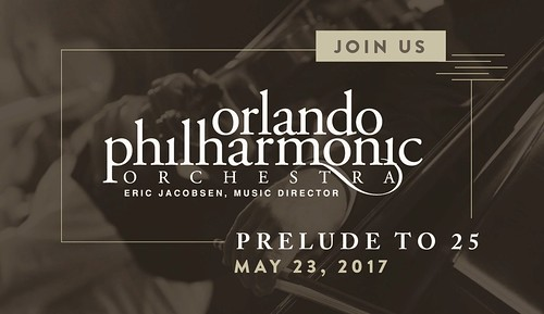 Disney Hosts 'Prelude' Fundraiser for Orlando Philharmonic