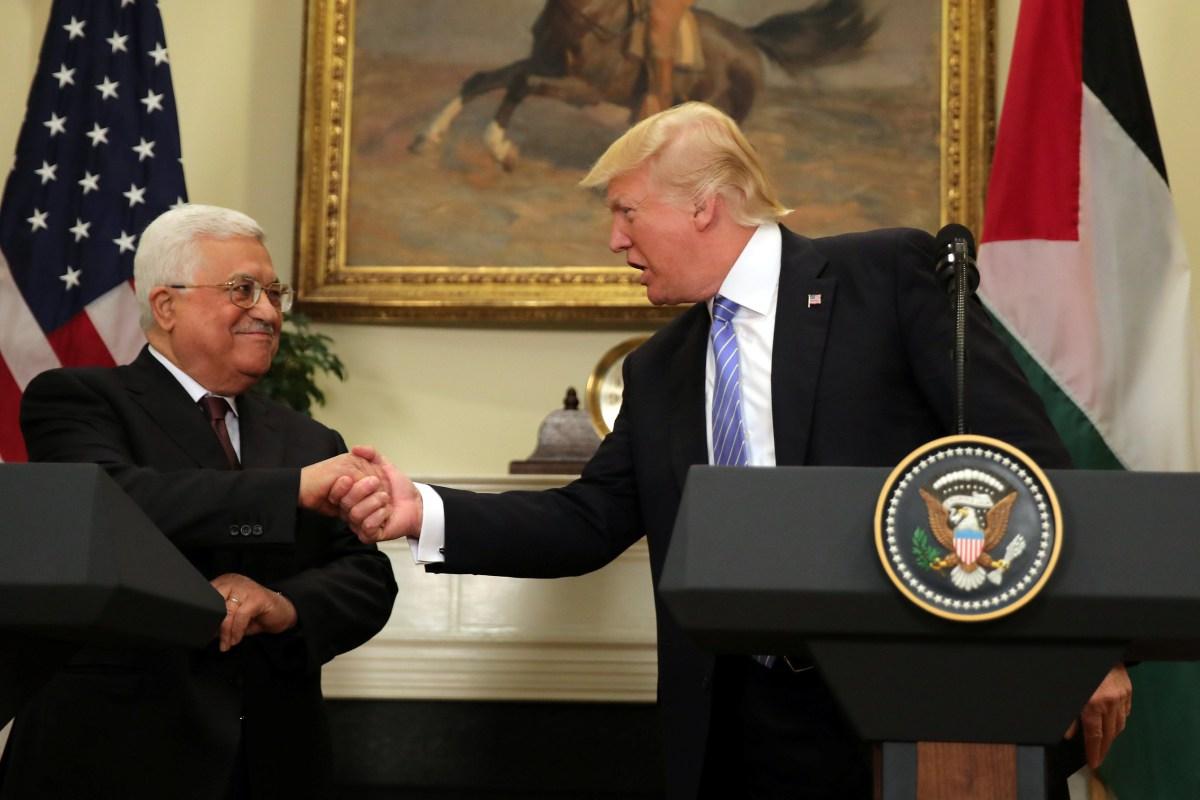 USA-PALESTINIAN/