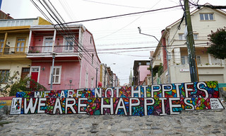 Valparaiso | by The Globetrotting photographer