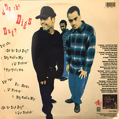 THE GOATS:DO THE DIGS DUG?(JACKET B)