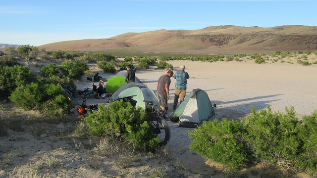 Bikepacking the Pony Express Route