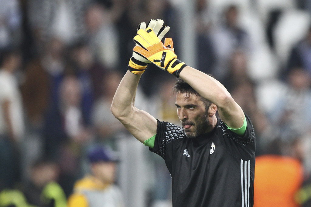Gianluigi Buffon。(達志影像)