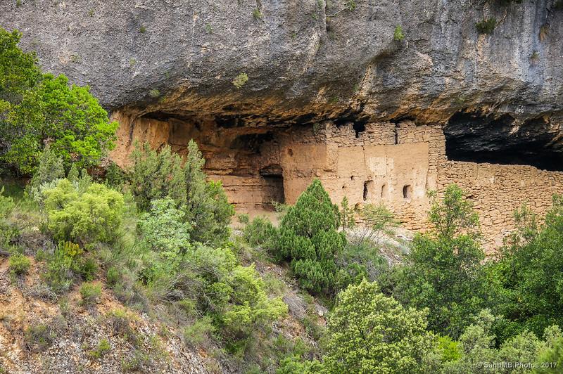 Otra puerta en la cueva de Sant Bartomeu