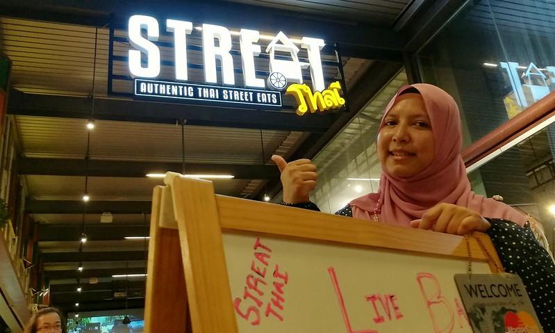 Bufet Ramadan Streat Thai, Jaya One