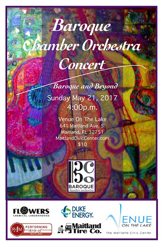 """Baroque & Beyond"" Concert"