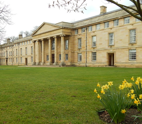 Downing college | by silviagalvin
