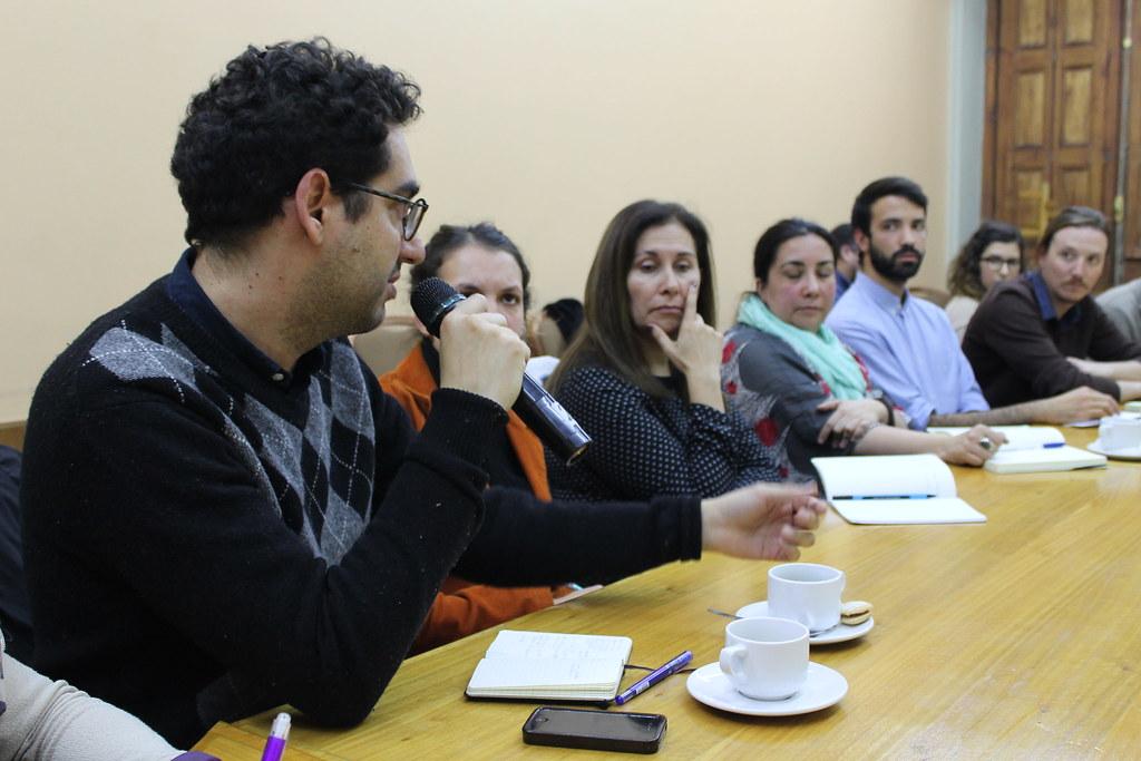 Primer ciclo de talleres del Concurso de Políticas Públicas UC