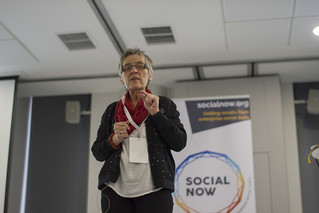 Social Now 2017 - Ellen Trude