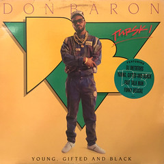 DON BARON:YOUNG,GIFTED AND BLACK(JACKET A)