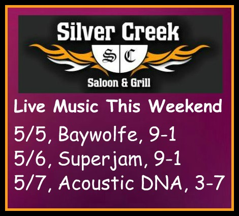 Silver Creek Poster 5-5-17
