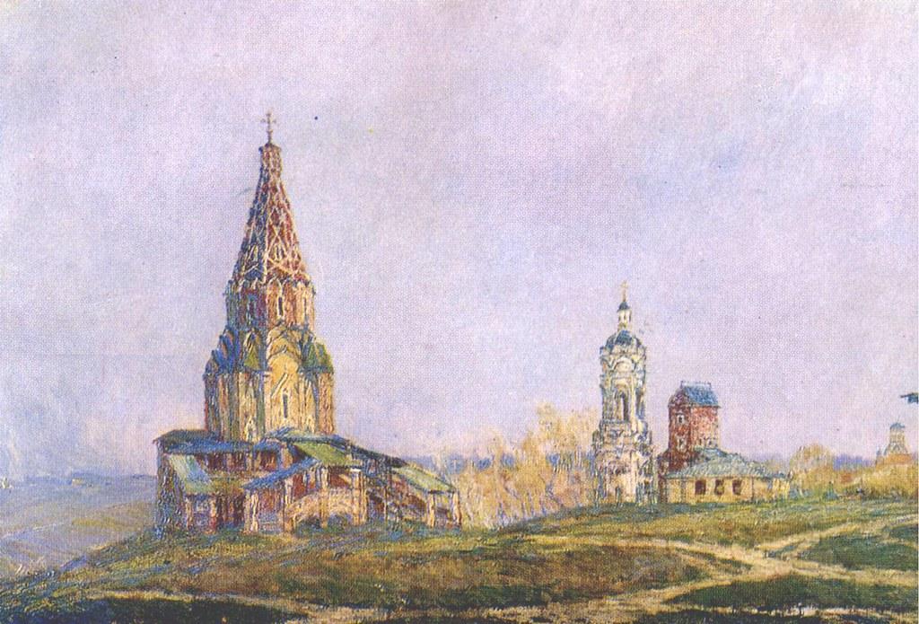 维克多·阿斯塔利采夫画作选27