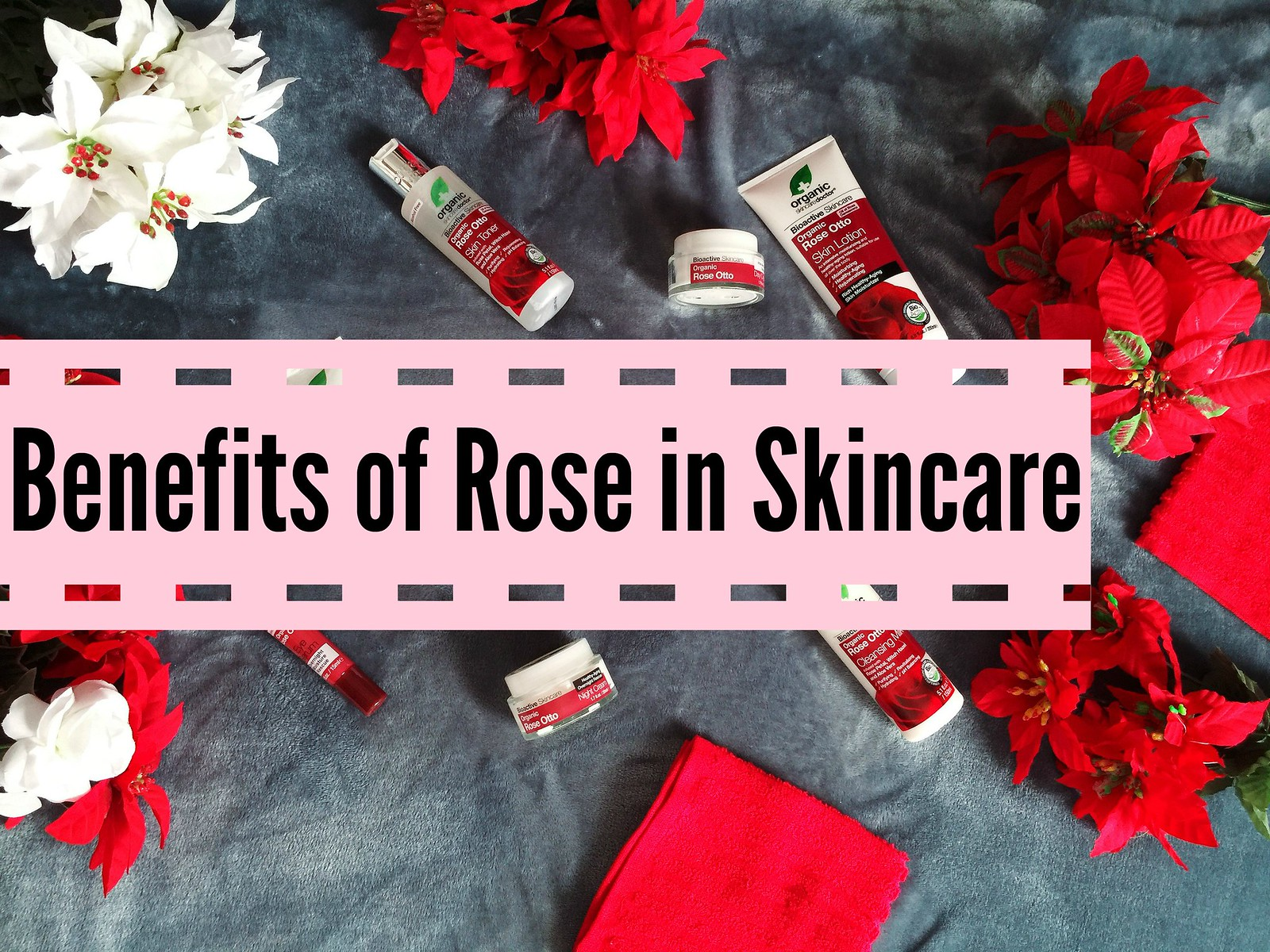 benefits of rose in skincare, the beauty beau