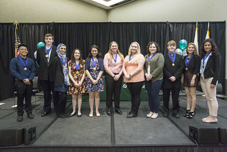 College of DuPage Hosts Annual Celebration of Academic Excellence 2017