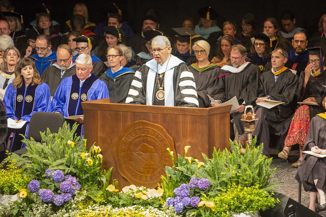Mars Hill University Graduation