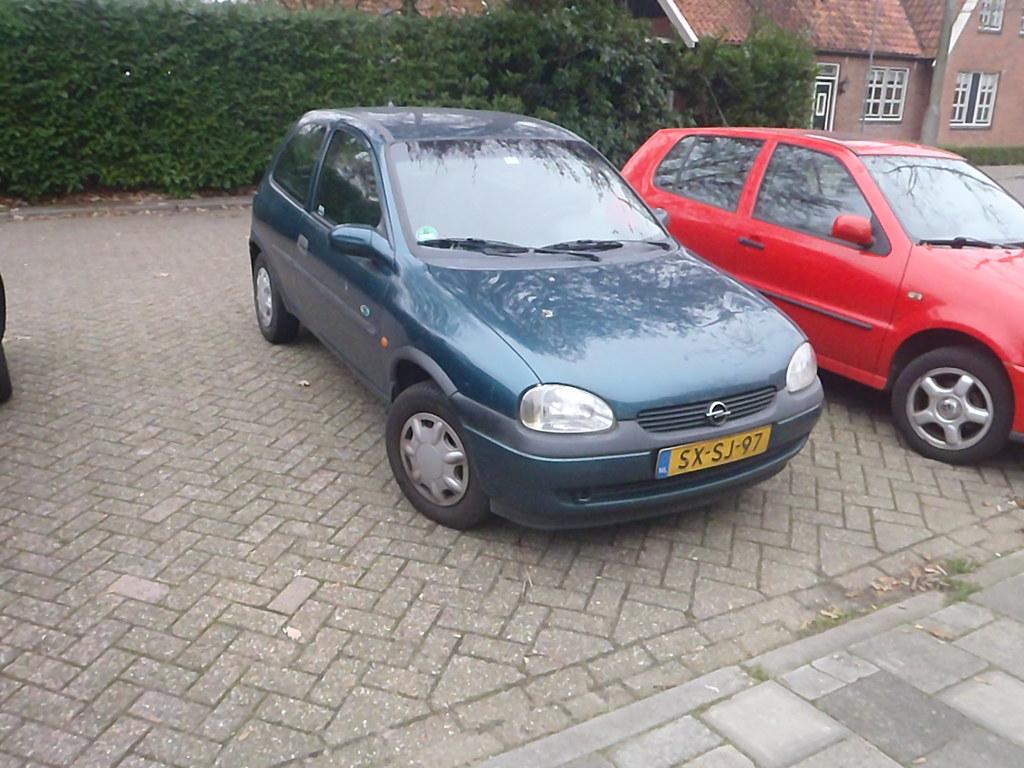 ... 1998 Opel Corsa B Green (sx-sj-97)   by randomuser8