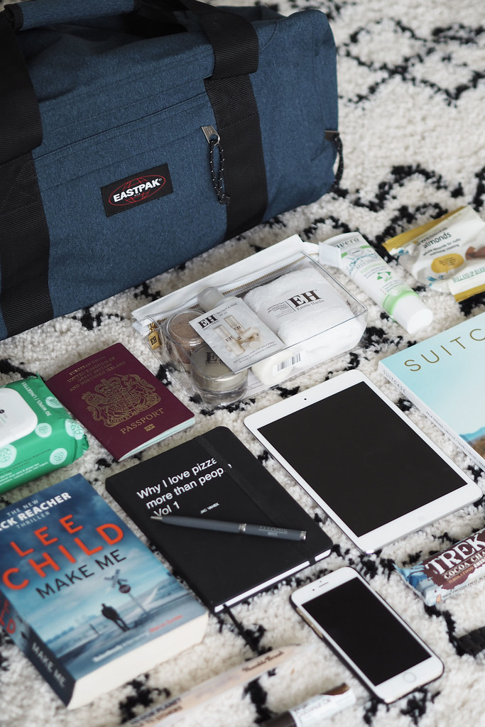 what to pack in hand luggage