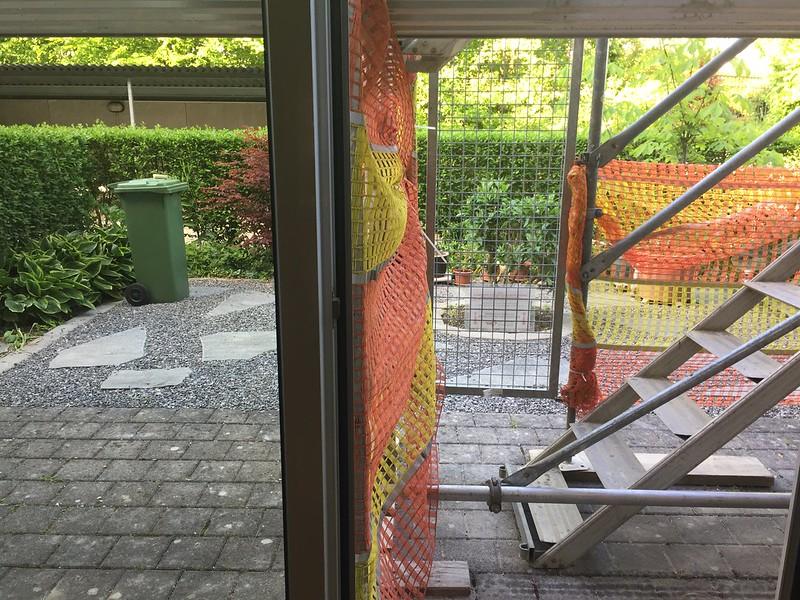 Renovation Window view